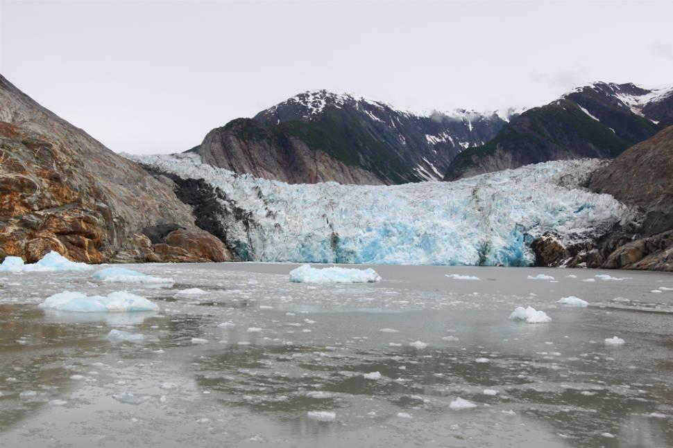 North Sawyer Glacier, Tracy Arm Fjord, AK