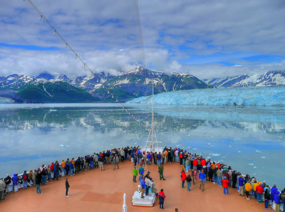 Active Glaciers Cruise in Alaska - Best Time