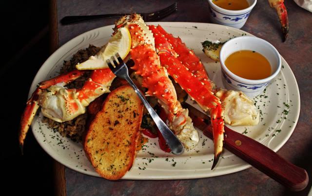 Best time for King Crab in Alaska