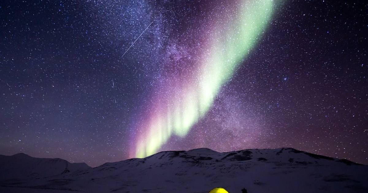 Northern Lights in Alaska - Best Time