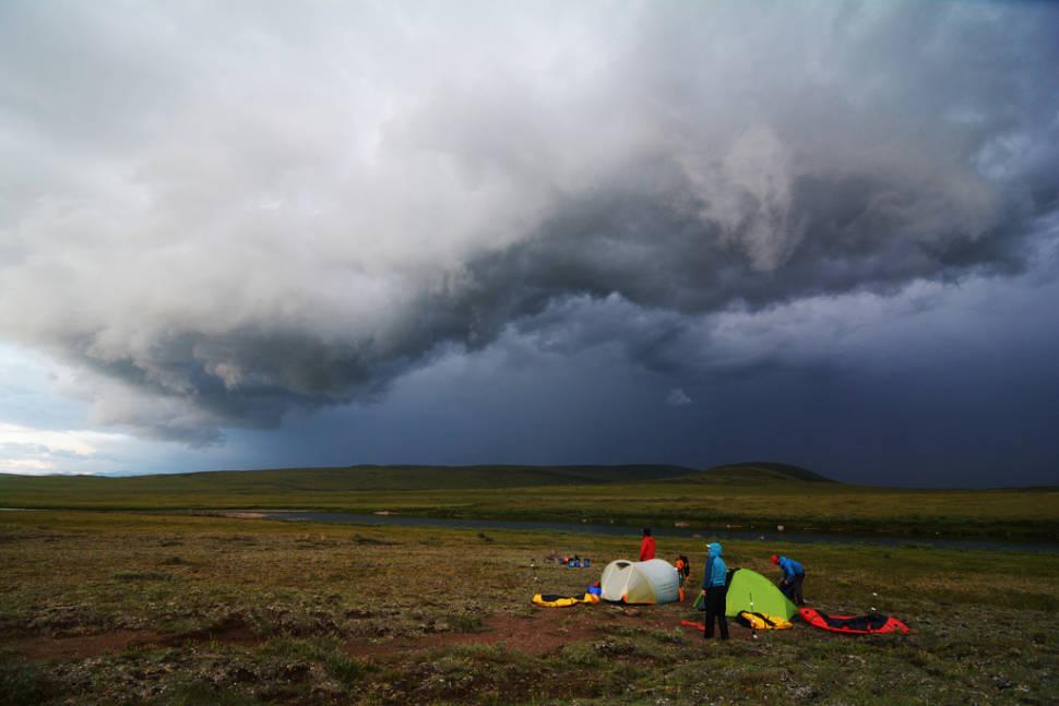 Packrafting in Alaska - Best Season