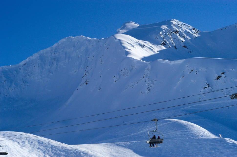 Skiing and Snowboarding in Alaska - Best Season