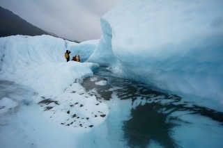 Tana Glacier at St. Ellias National Park