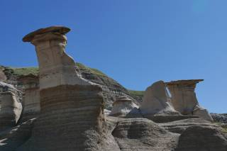 Hoodoos of Drumheller Valley