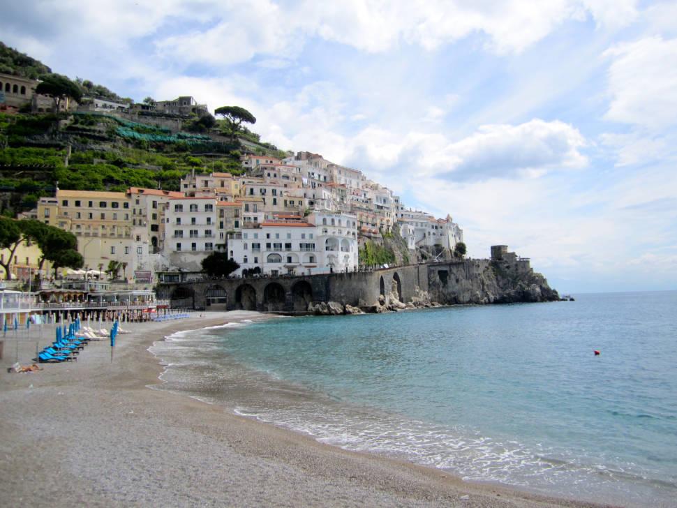 Beach Season on the Amalfi Coast in Amalfi Coast - Best Season