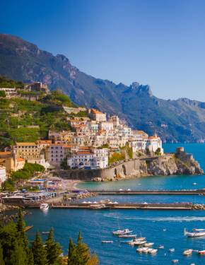 Best time to visit Amalfi Coast