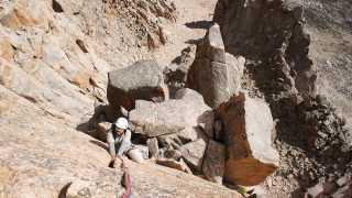 Arenales Rock Climbing