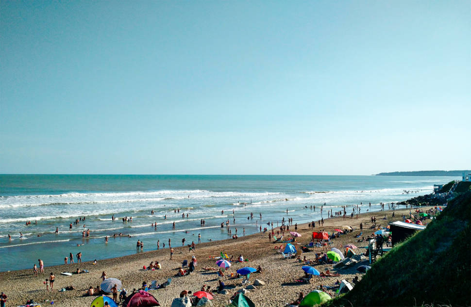 Beach Season in Argentina - Best Season
