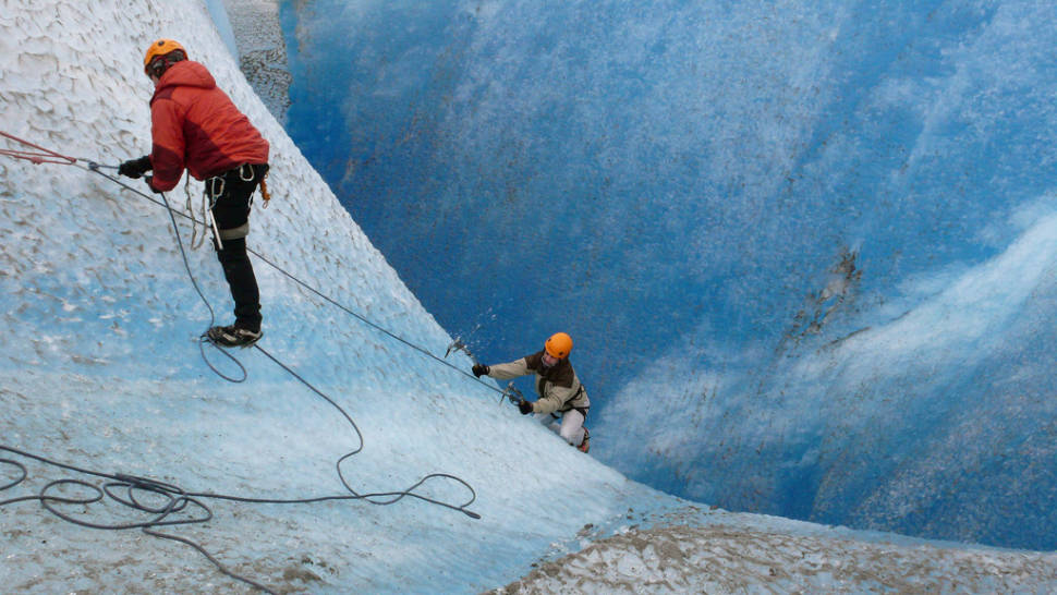 Ice Climbing in Argentina - Best Time