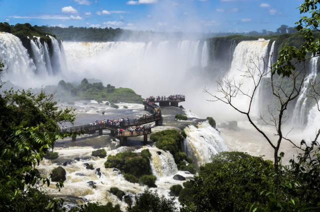 Iguazu Falls in Argentina - Best Time