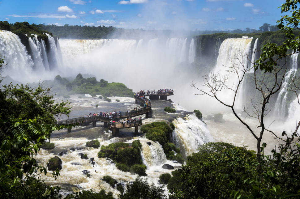 Iguazu Falls in Argentina - Best Time