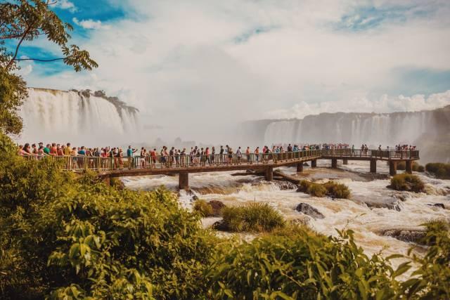 Iguazu Falls in Argentina - Best Season