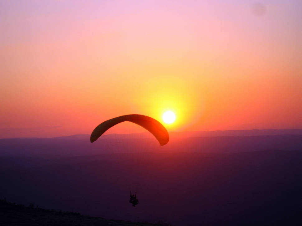 Paragliding in Argentina - Best Time