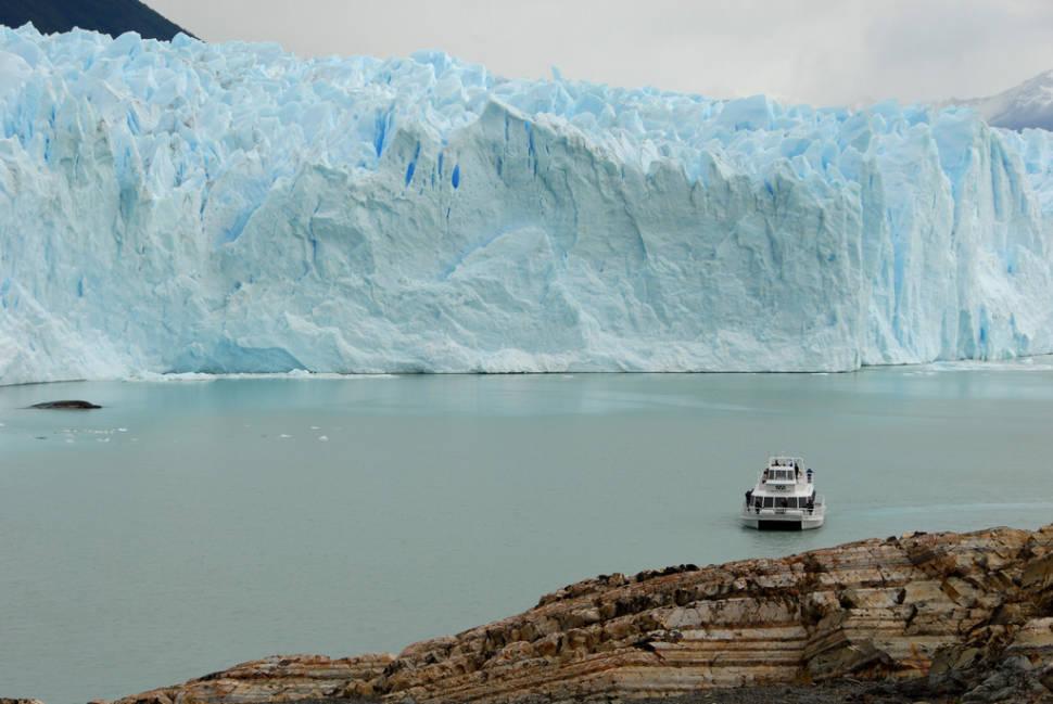 Perito Moreno Glacier in Argentina - Best Season