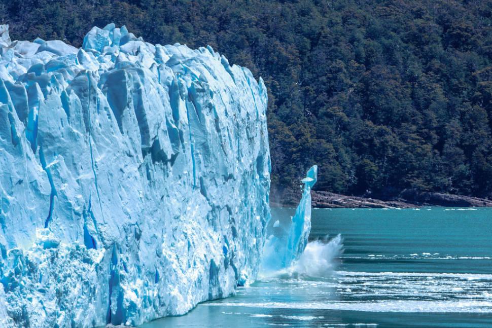 Best time to see Perito Moreno Glacier in Argentina