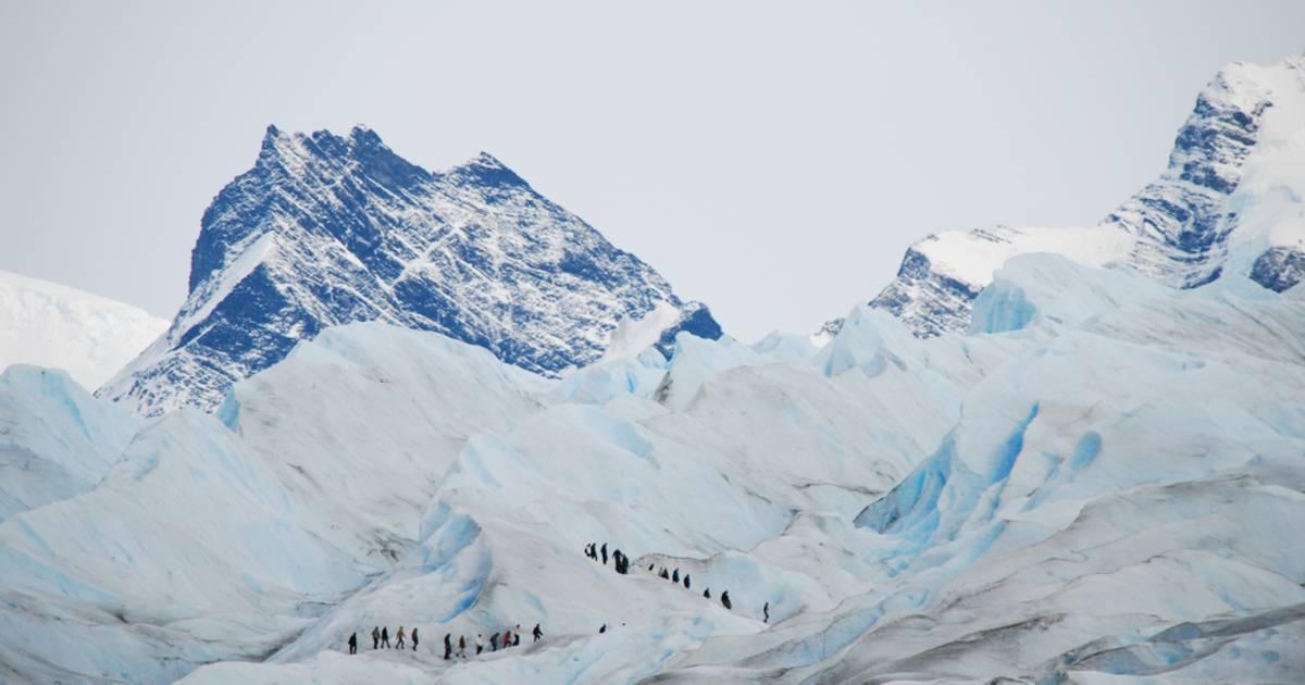 Perito Moreno Glacier in Argentina - Best Time