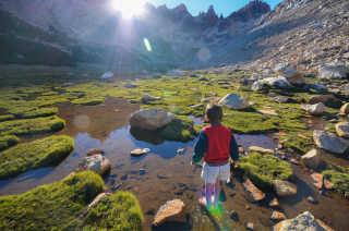 Trekking in Bariloche