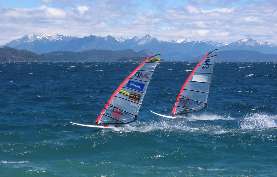 Windsurfing in Argentina - Best Season
