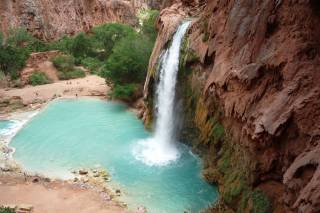 Havasu & Navajo Falls