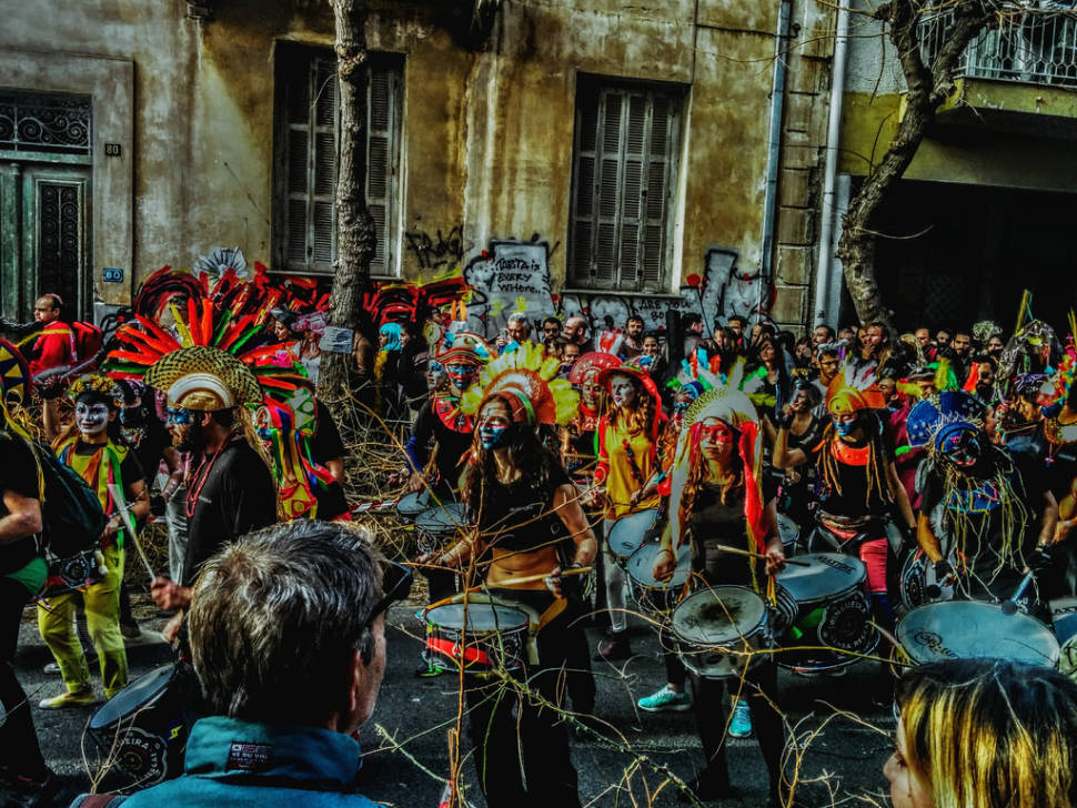Best time for Apokries or Carnival in Athens