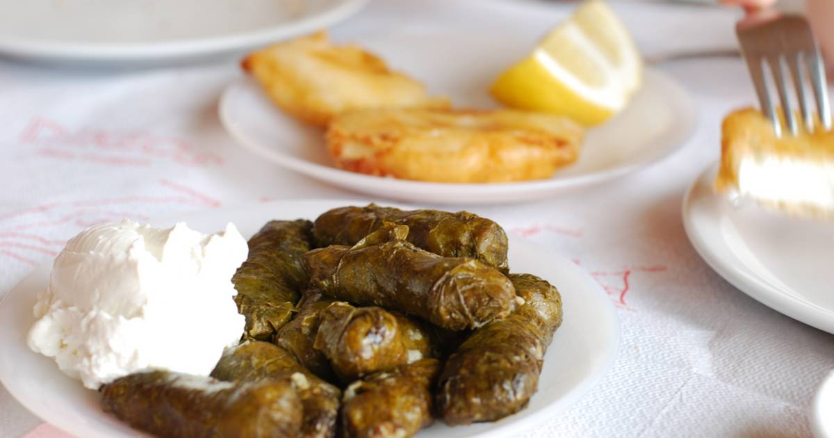 Dolmades in Athens - Best Time