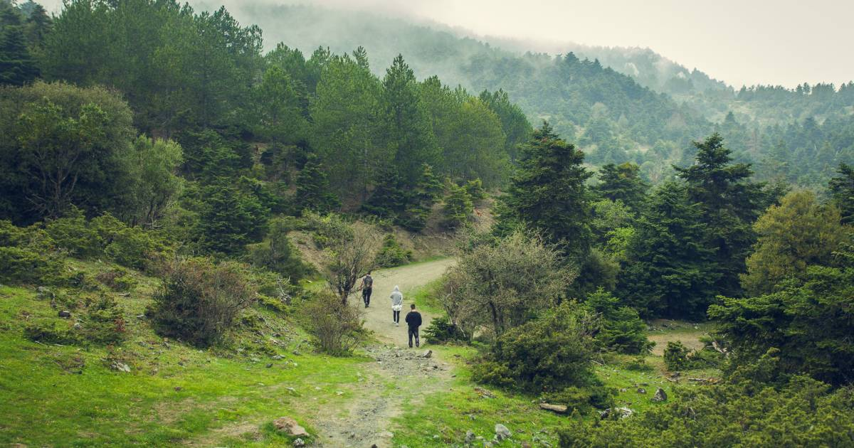 Hiking in Athens - Best Time