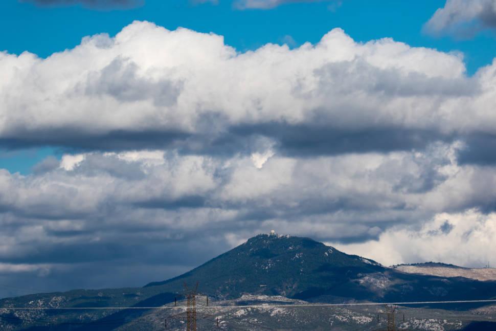 Peaks of western Parnitha