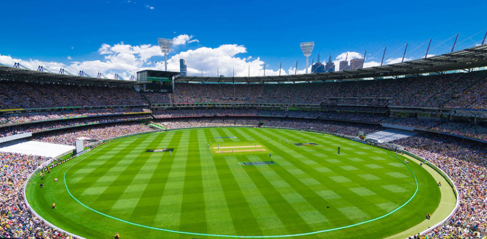 The Boxing Day Test, Melbourne Cricket Ground, Australia