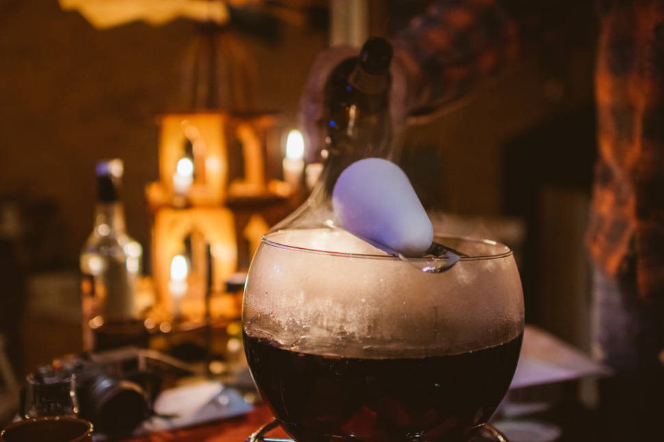 Feuerzangenbowle in Austria - Best Time