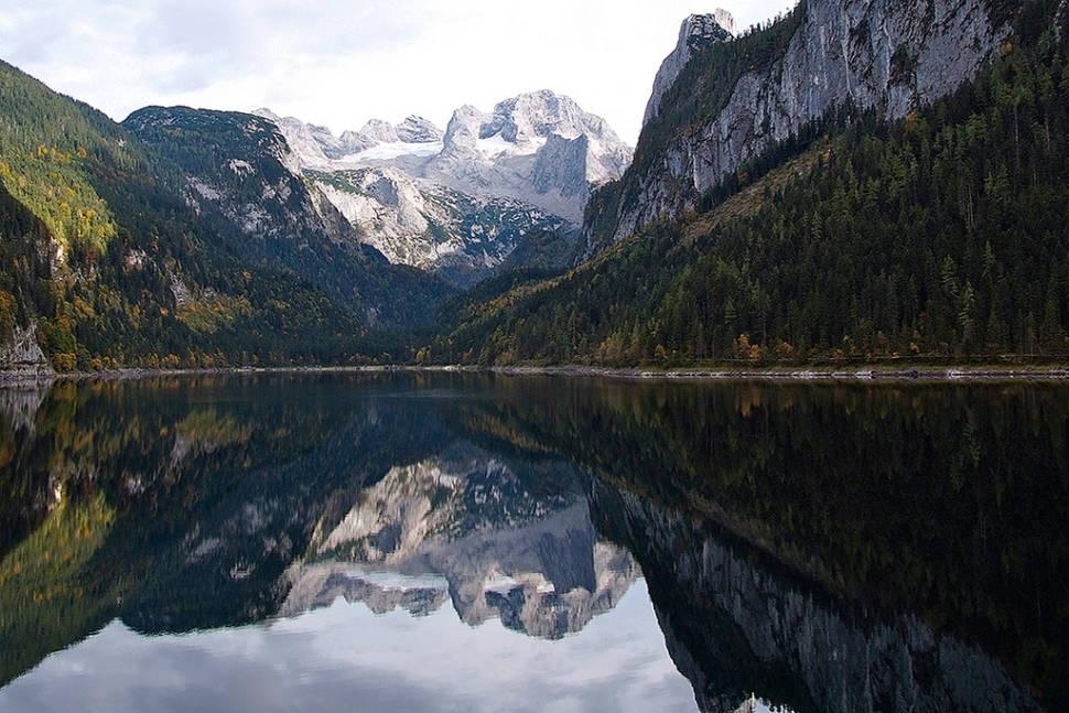 Gosau Lake Diving in Austria - Best Season