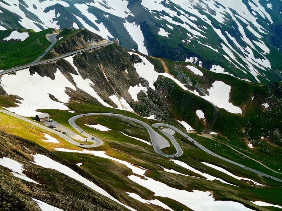 Grossglockner High Alpine Road in Austria - Best Season