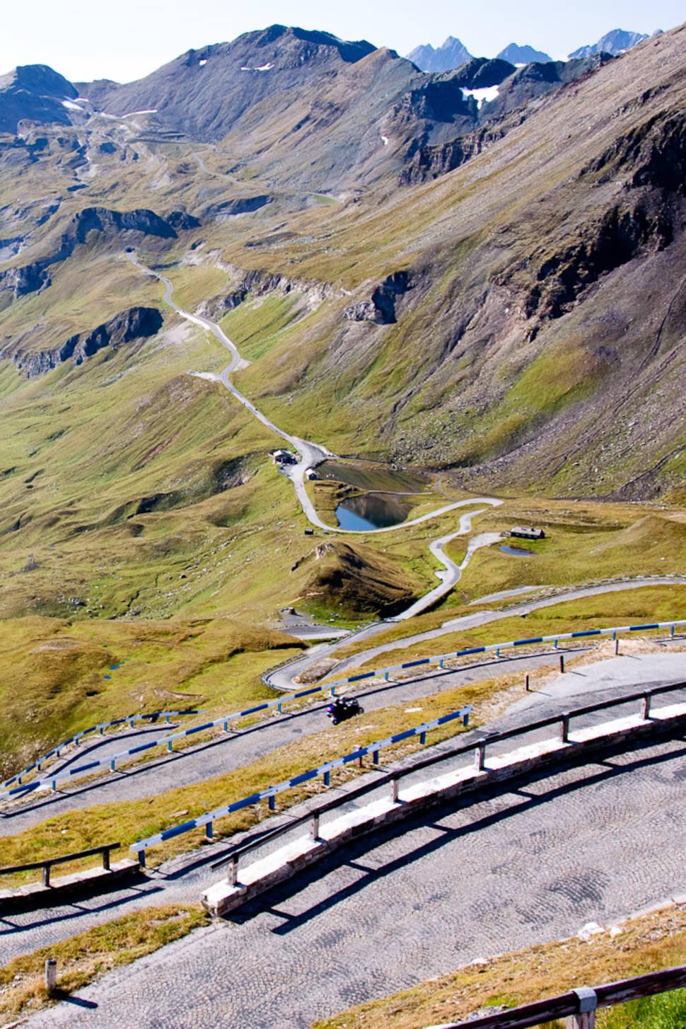 Best time to see Grossglockner High Alpine Road in Austria