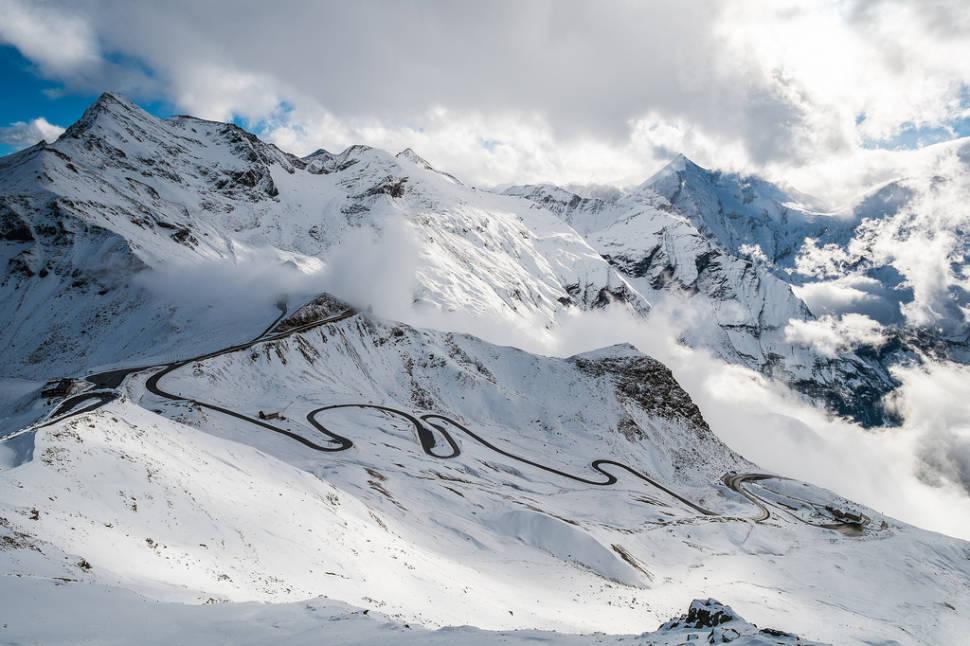 Best time for Grossglockner High Alpine Road in Austria