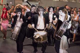 La Strada Street Theatre Festival