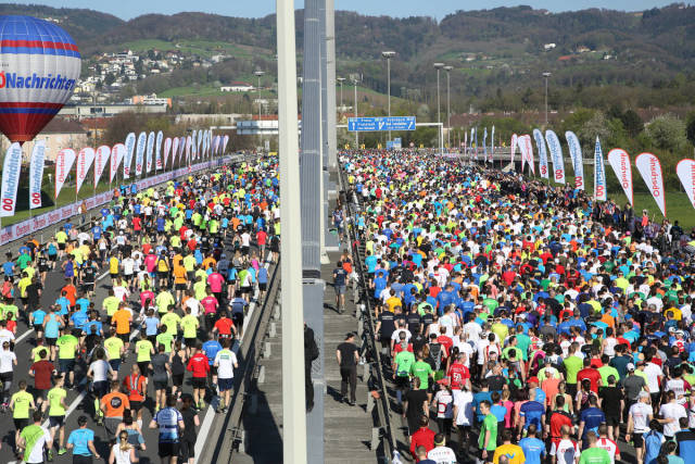 Linz Marathon in Austria - Best Season