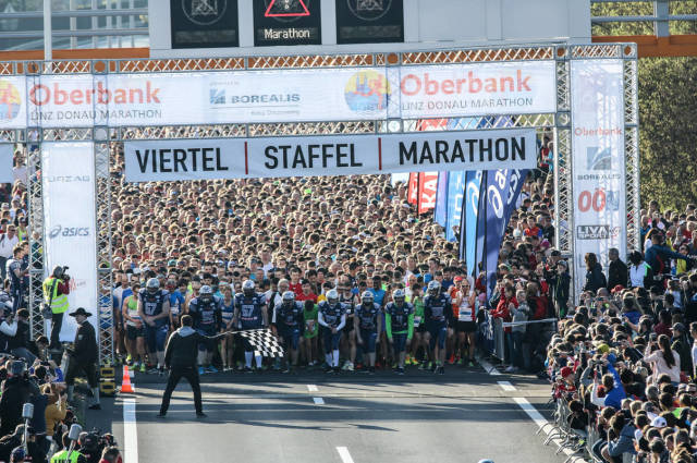 Linz Marathon in Austria - Best Time