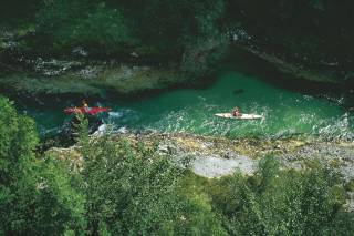 Сanoeing and Kayaking