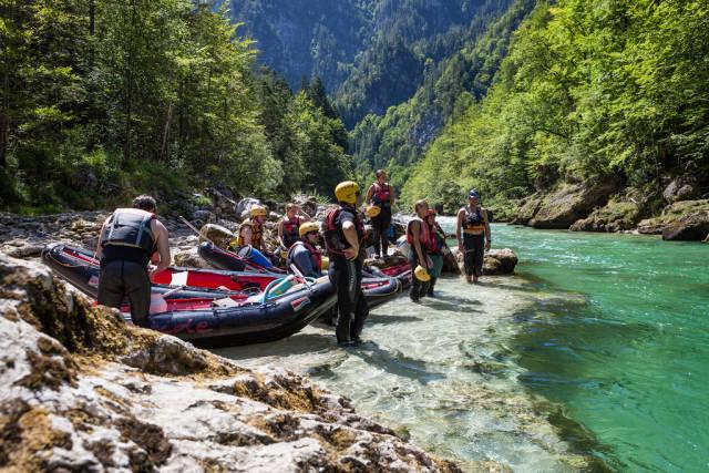 White Water Rafting in Austria - Best Season