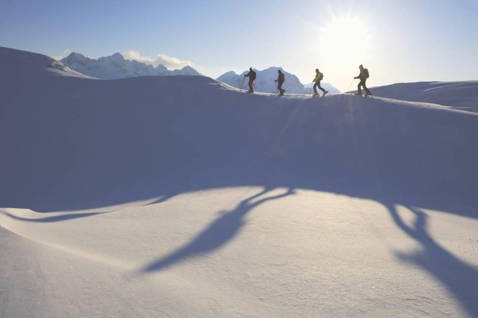 Winter Hiking in Austria - Best Season