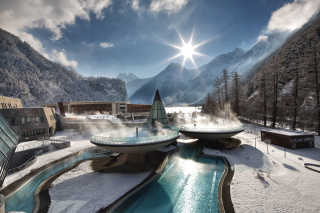 Winter Thermal Baths