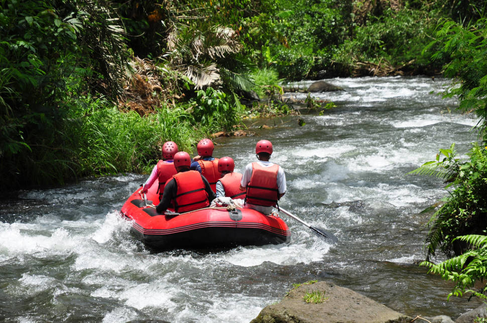 White Water Rafting in Bali - Best Season
