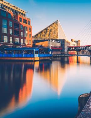 Best time to visit Baltimore, MD