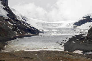 Columbia Icefield, Athabasca Glacier