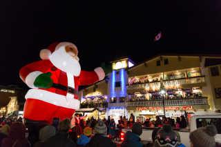 Santa Claus Parade of Lights