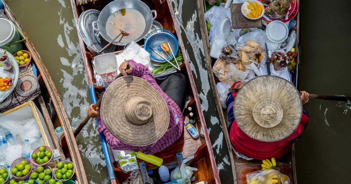 Floating Markets in Bangkok - Best Time