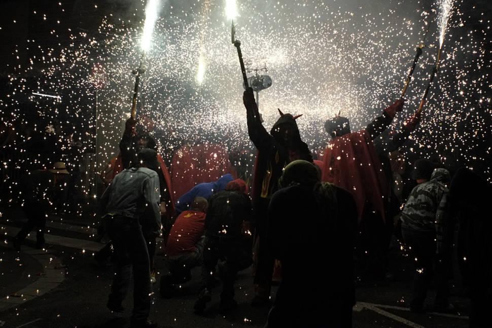 Best time to see Festa Major de Gràcia
