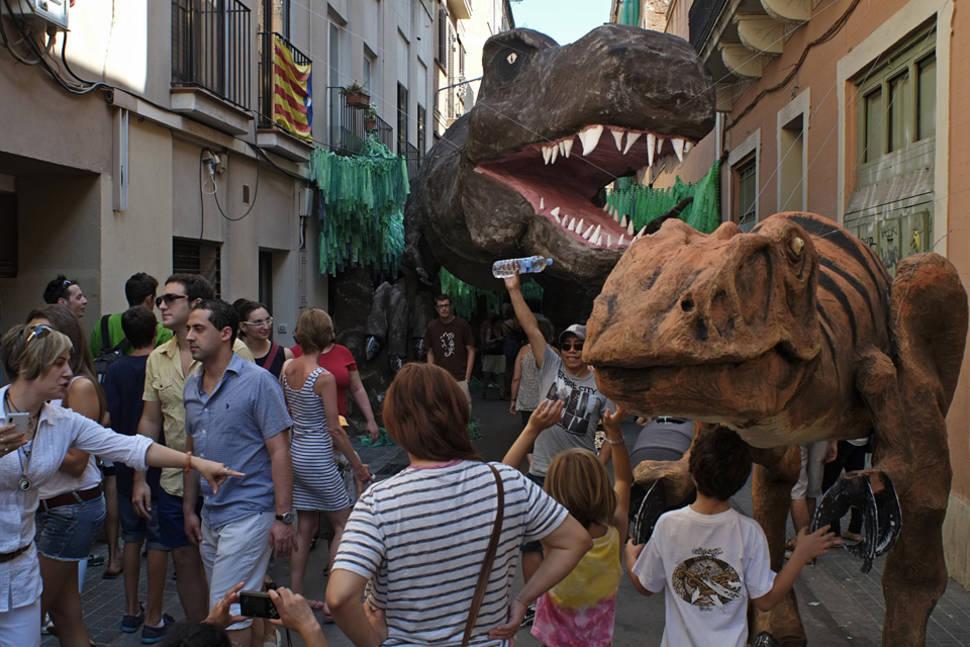 Best time for Festa Major de Gràcia in Barcelona