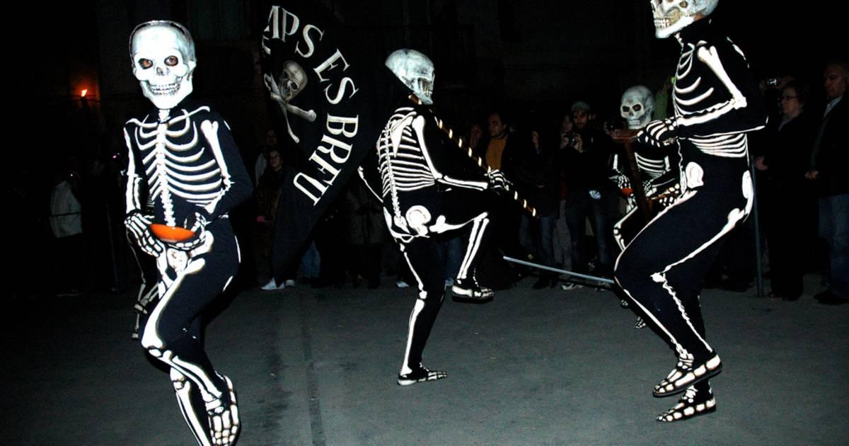La Dansa de la Mort de Verges in Barcelona - Best Time