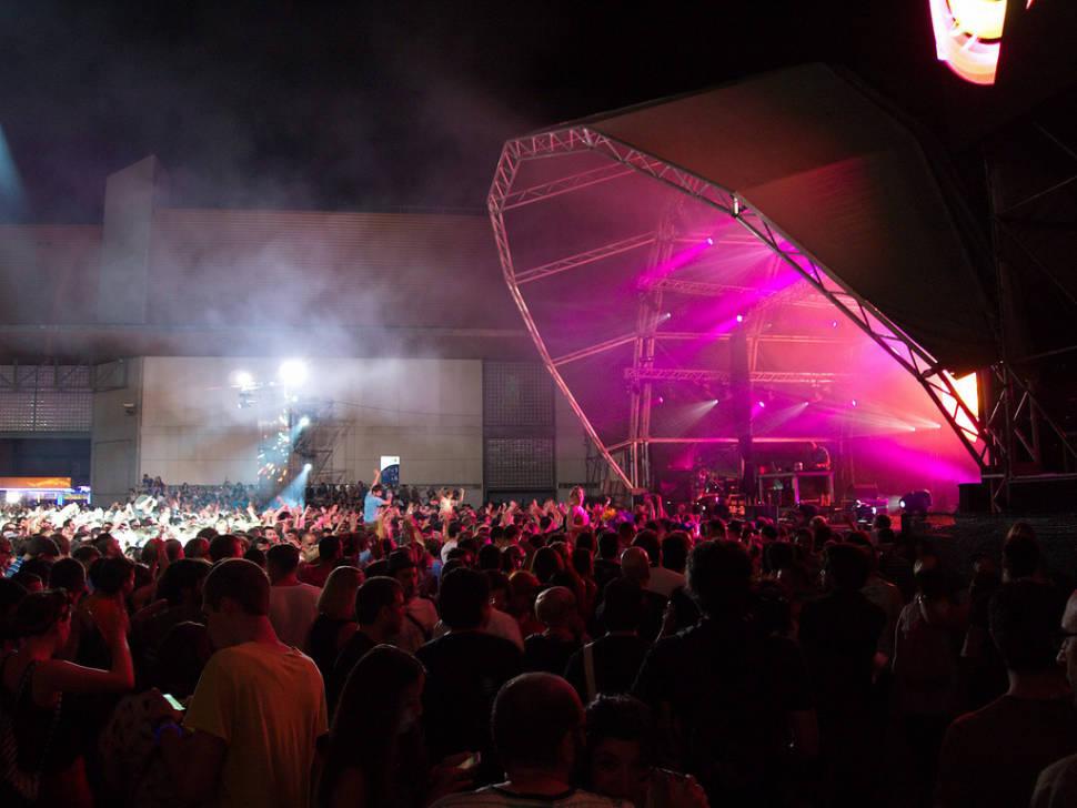 Best time for Sonar Festival in Barcelona