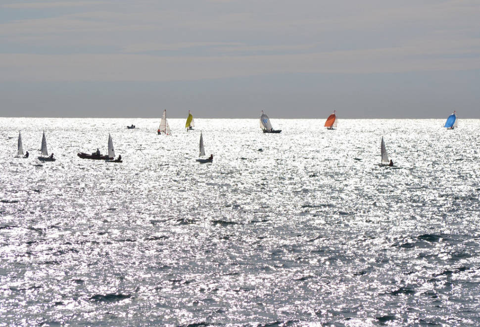 Best time for Yachting Season in Barcelona